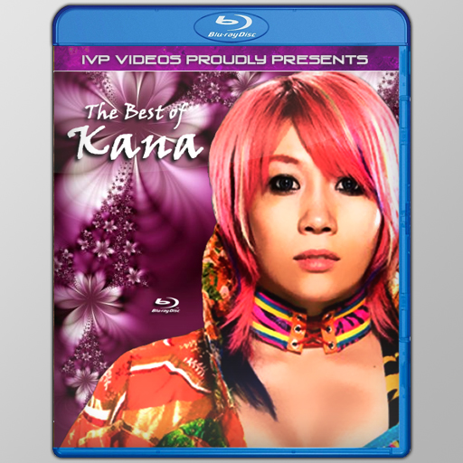 Best of Kana (Blu-Ray with Cover Art)